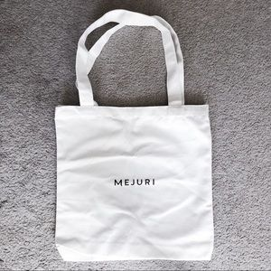 Mejuri Canvas Tote Bag